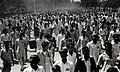 A college students rally in Dhaka 1953.jpg
