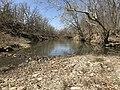 A dry creek section at Rock Creek Crossing in Council Grove, KS - 2 (b3f2707b99a14d6a8cb34d93e840eba7).JPG