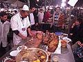 A food stall, Djemma el Fna, Marrakesh (5367527033).jpg