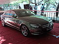 A mercedes-benz at the autoshow at anna university at chennai.2.JPG