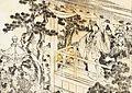 A scene of a shinto shrine dance, kagura.jpg