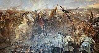 Battle of Zenta battle on 11 September 1697, in the Great Turkish War