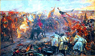 Battle of Zenta - Franz Eisenhut: The Battle of Zenta