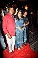 Aadesh Shrivastav, Vijeyta Pandit at the special screening of 'Bol Bachchan' 21.jpg