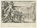 Aanval van de troepen van Ferdinando I de Medici op de Noord-Afrikaanse stad Bone (Annaba).jpg