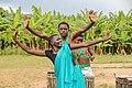 Abana bu Rwanda basusurutse abantu mubyino gakondo.jpg
