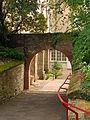Abbaye Saint-Martin-des-Glandières, ancien porche de l'ossuaire..jpg