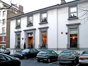 Abbey Road Studios - Abbey Road Studios in December 2005