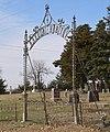 Abie, Nebraska cemetery gate.jpg