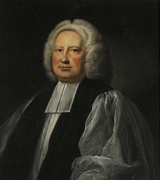 John Potter (bishop) - Image: Abp John Potter