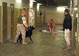 Human rights in post-invasion Iraq - Abu Ghraib torture and prisoner abuse