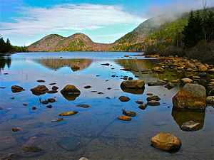 Acadia National Park (Bubble Pond), Maine