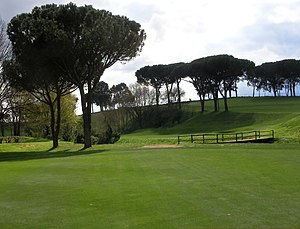 Acqua Santa Golf Club Course - 17th Hole