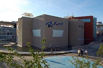 Expo 2008 - River Aquarium
