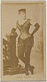 Ada Dare, from the Actors and Actresses series (N45, Type 8) for Virginia Brights Cigarettes MET DP831443.jpg
