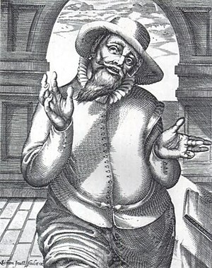 German Anabaptist Adam Pastor (16th century); ...
