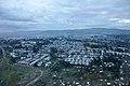 Addis Ababa aerial approach 2009-08-27 15-26-13.jpg