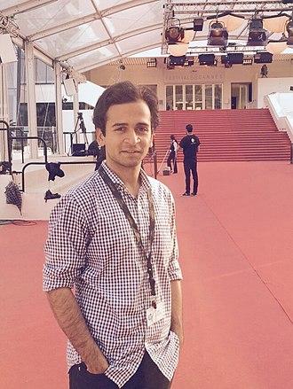 Aditya J Patwardhan - Aditya J Patwardhan at the Cannes Film Festival 2015 in France