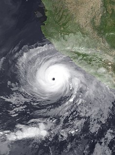Hurricane Adolph Category 4 Pacific hurricane in 2001