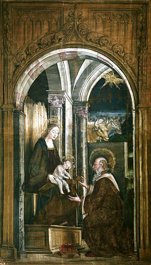 Adoration of the First Magus