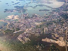 Aerial photograph of Helsinki downtown.jpg