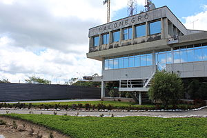 Aeropuerto Palonegro Exterior