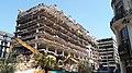 Afbraak gebouw Brussel - Zwarte Lieve Vrouwestraat - Kiekenmarkt - Hallenstraat.jpg