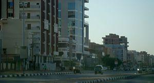 Al Amarat (Khartoum) - Africa Street