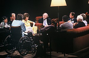 "After Dark (TV series) - ""Killing With Care?"" on 26 June 1987"