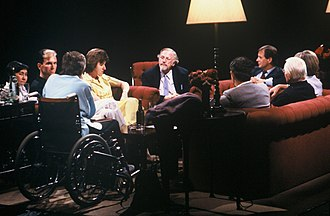 """After Dark (TV series) - """"Killing With Care?"""" on 26 June 1987"""