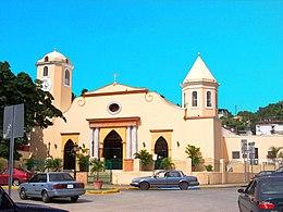 Aguadilla Cathedral San Carlos