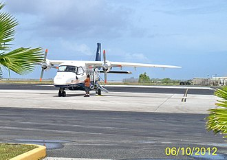Air Marshall Islands - Air Marshall Islands Dornier 228 at Majuro Airport 2012