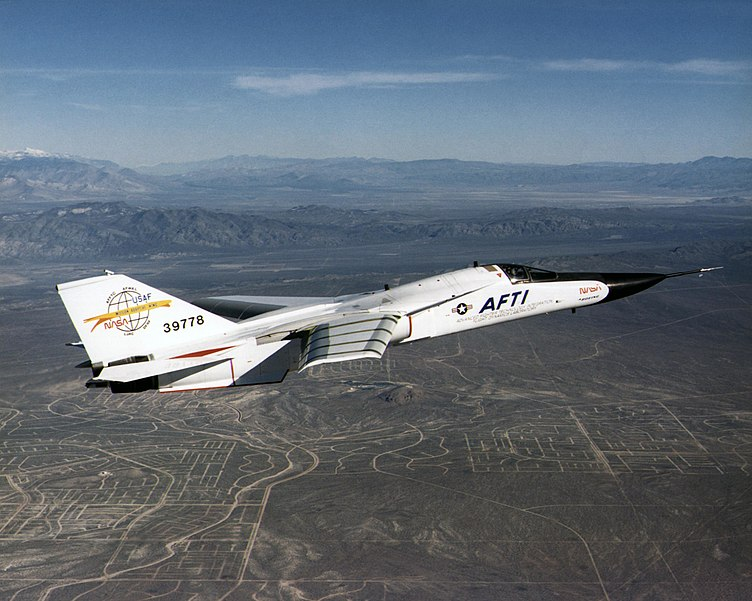 Description Aircraft Fighter Jet F-111 AFTI NASA 0.jpg