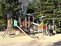 Aire de jeux, Parc de Belleville, Paris 20e.jpg