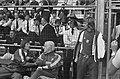 Ajax tegen Hertha BSC 3-1, oefenwedstrijd nr. 28, 29 Hertha-trainer Kessler (re, Bestanddeelnr 927-4090.jpg