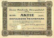 Aktiengesellschaft - Wikipedia