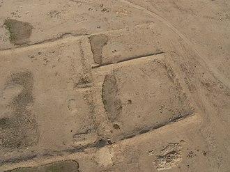 Archaeology of Qatar - Archaeological site of Ruwayda