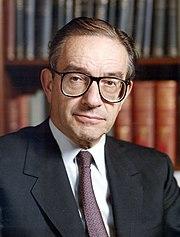 Earlier image of Alan Greenspan