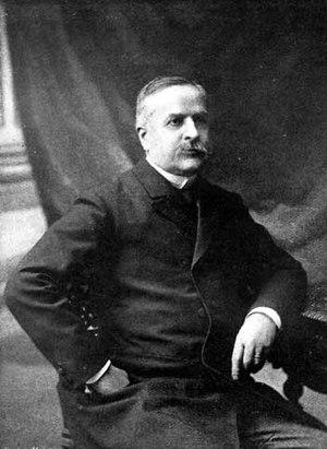 Albert Auguste Cochon de Lapparent - Albert-Auguste de Lapparent