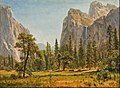 Albert Bierstadt - Bridal Veil Falls, Yosemite Valley, California - Google Art Project.jpg