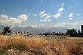 Alborz mountain range Tehran.jpg