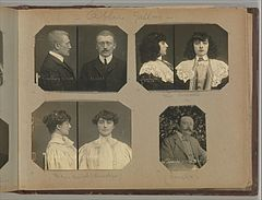 Album of Paris Crime Scenes - Attributed to Alphonse Bertillon. DP263819.jpg