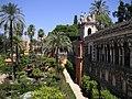 Alcazars Palace, Seville - panoramio.jpg