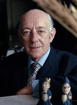Alec Guinness 6 Allan Warren