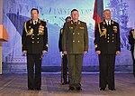 Alexandr Fedotenkov, Andrey Serdyukov, Aleksandr Vitko (2013-05-13) 01.jpg