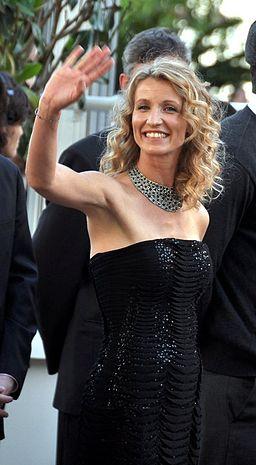 Alexandra Lamy Cannes 2011
