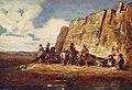 Alexandre-Gabriel Decamps (1803-1860) - The Watering Place - ABDAG003157 - Aberdeen Art Gallery.jpg