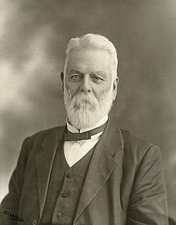 Alfred John Stephenson Australian politician (1845-1914)