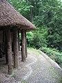 Alice's Retreat ,Trebah, cob and thatch - geograph.org.uk - 1476948.jpg