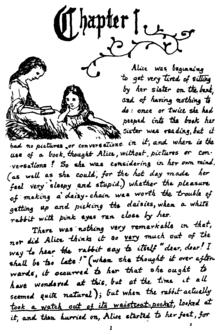 Lewis Carroll Wikipedia Wolna Encyklopedia